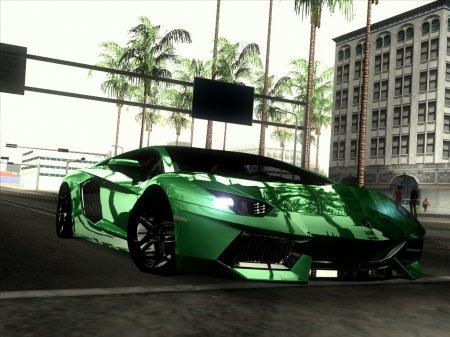 Lamborghini Avendator