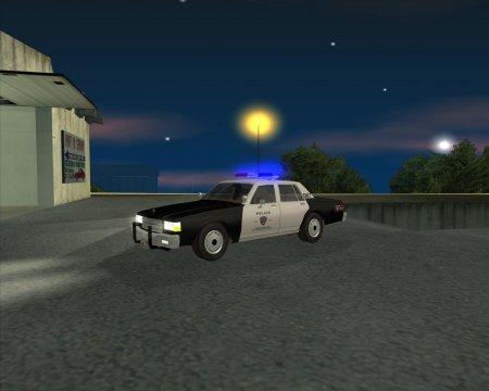 Chevrolet Caprice Interceptor '86