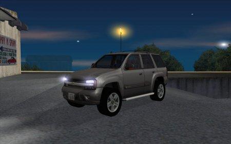 Chevrolet TrialBlazer 2003
