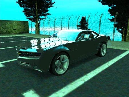 Chevy Camaro Concept 2007