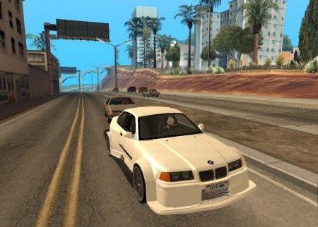 BMW M3 (E36) TT Black Revel