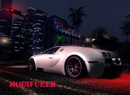 Bugatti Veyron (by Vovan)