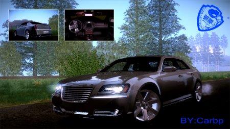 Chrysler 300C 5.7L V8 Hemi 2011 Sedan