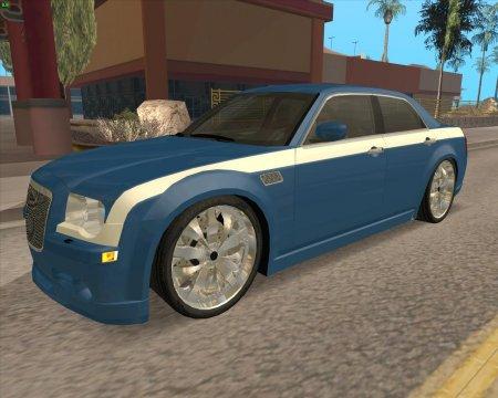 Chrysler 300C DUB 2007