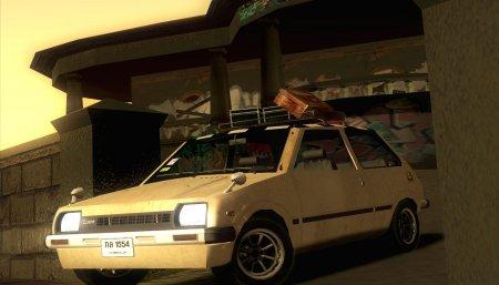 Daihatsu Cuore 1981