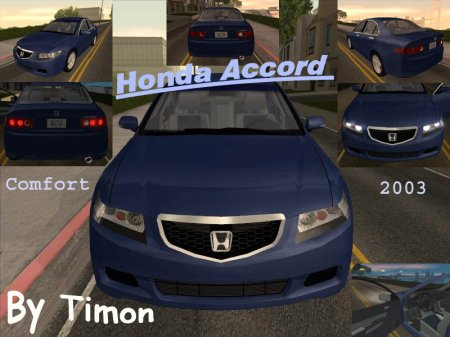 Honda Accord Comfort 2003