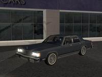 Mercury Grand Marquis LS '86