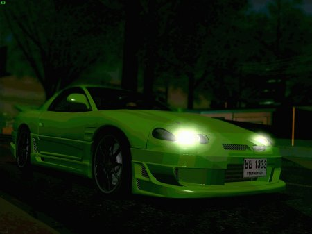 Mitsubishi 3000GT 1999