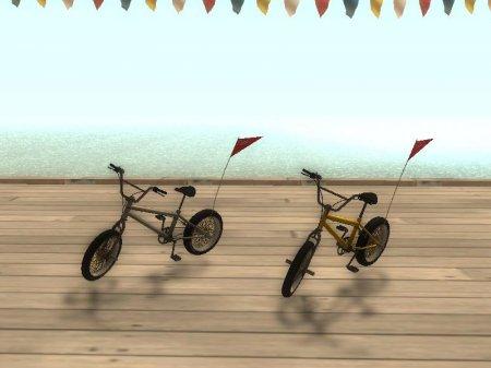Швидкісний BMX