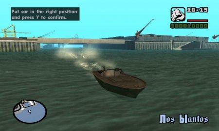 """Човен USA з гри """"В тилу ворога 2"""""""