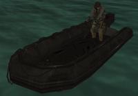Човен з COD MW 2