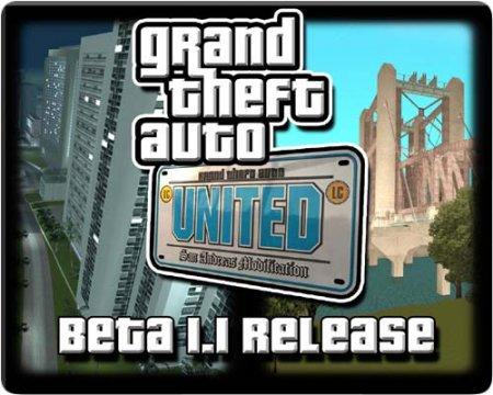 GTA United Beta 1.1