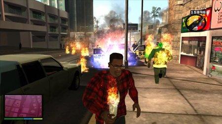 GTA V Graphic For GTA San Andreas