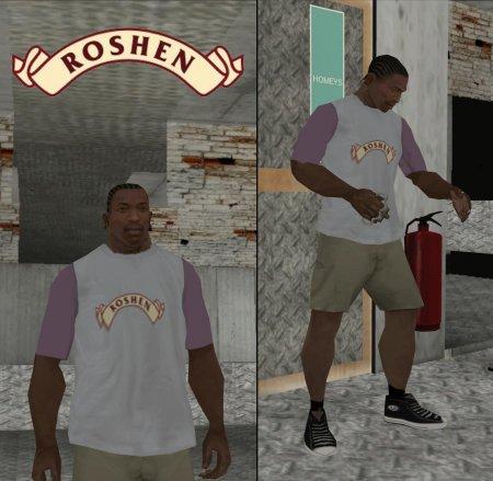 "Футболка ""Roshen"""