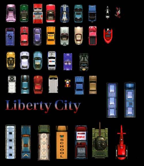 Гараж Liberty City