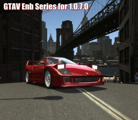 GTAV ENB Series ��� 1.0.7.0