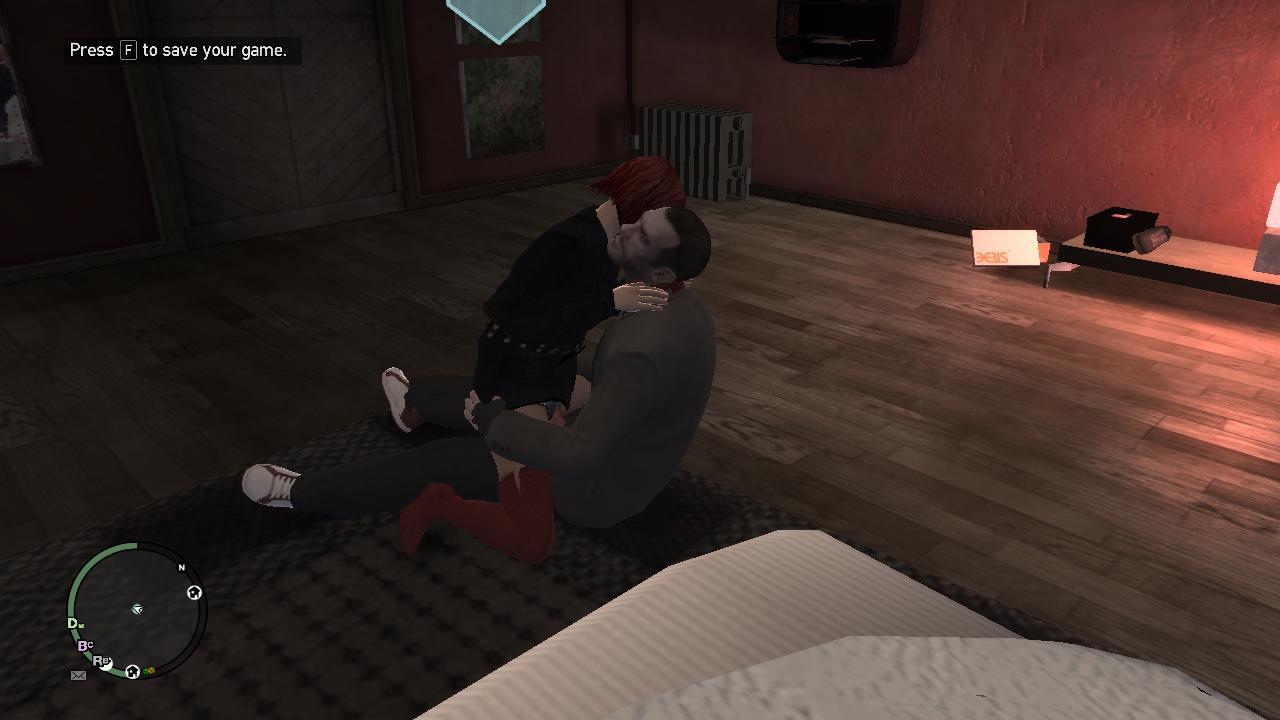 Секс В Игре Гта 5