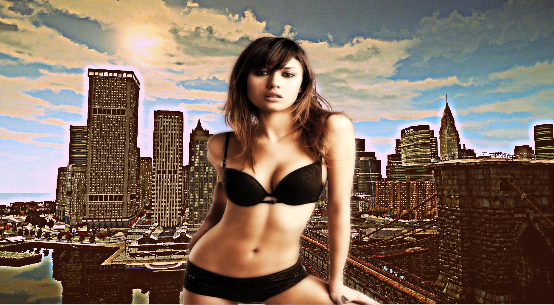 Сексуальні голі дівчата 24 фотография