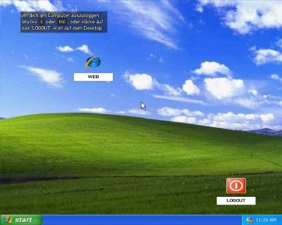 Windows XP PC Mod