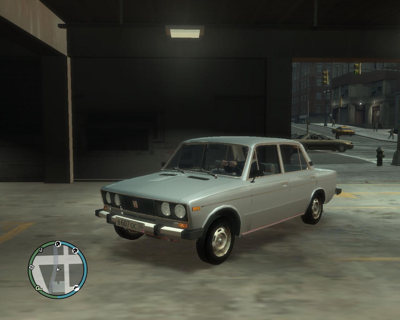 Гта 4 с русскими машинами видео - 2