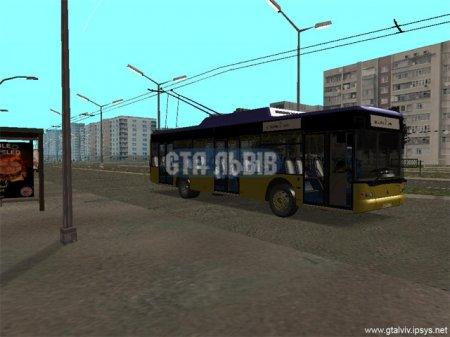 Скріншоти до першої демоверсії GTA: Львів