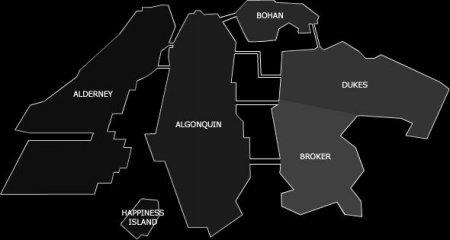 Карта Міста Свободи