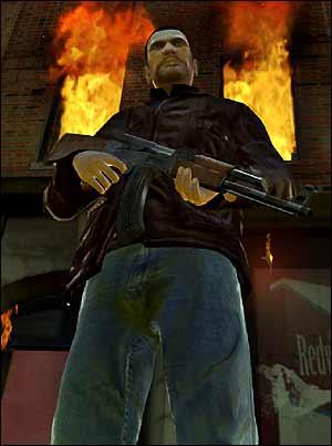 Скріншоти з GTA IV - частина 14