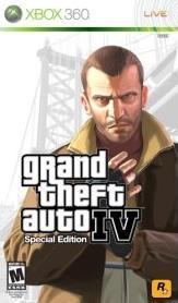 Обкладинка спецвидання GTA IV