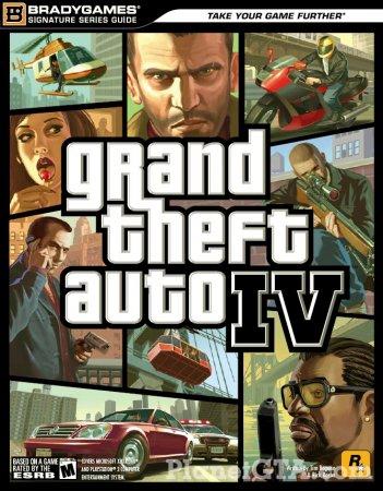 Офіційна книга-інструкція по GTA IV
