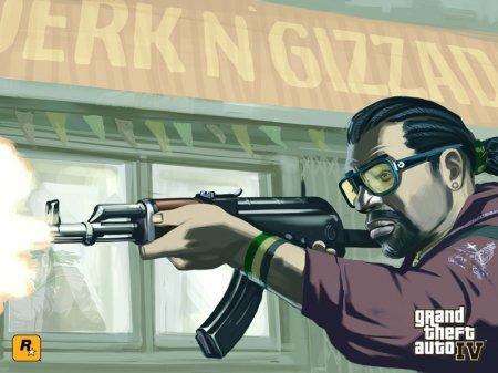 Офіційні шпалери GTA IV