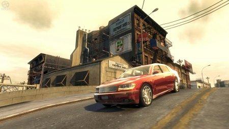 Скрінсейвер GTA IV