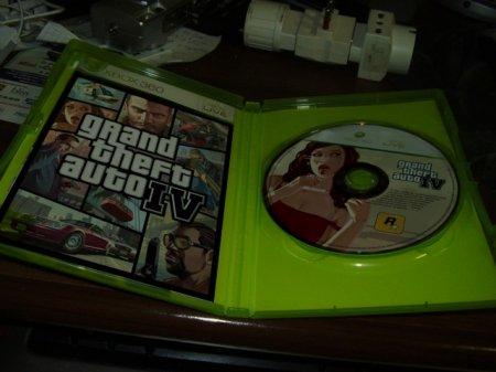 GTA IV на PS3 - оригінал чи підробка?