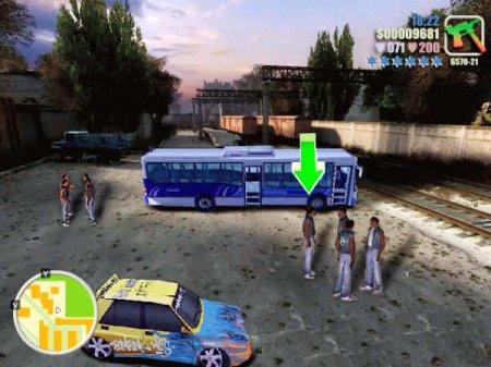 Фіктивні скріншоти GTA IV