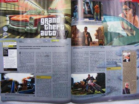 """Огляд GTA IV від """"Games Aktuell"""""""