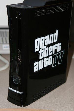 """Завершується конкурс """"Xbox 360 з логотипом GTA4"""""""