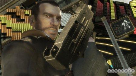 Скріншоти з GTA IV - частина 19