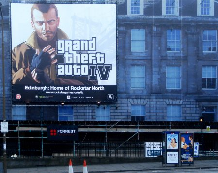 Единбург: батьківщина Rockstar North
