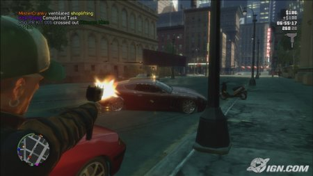 Скріншоти з GTA IV - частина 21
