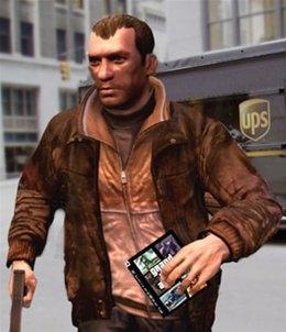 """Трьох співробітників """"UPS"""" звільнено за крадіжку GTA IV"""