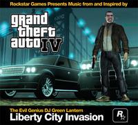 DJ Green Lantern випускає альбом GTA IV