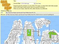 GTA Snapmap: позначки на будь-якій карті GTA