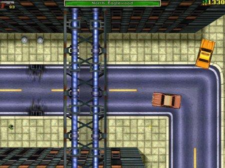 Скріншоти з GTA 1 - частина 1