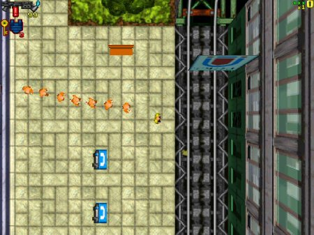 Скріншоти з GTA 1 - частина 4