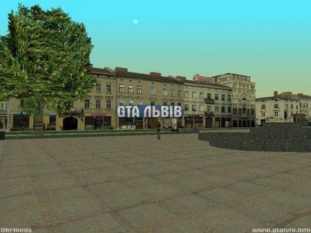 Перші скріншоти повної версії GTA: Львів