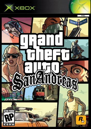GTA: San Andreas можна буде завантажити у мережі Xbox