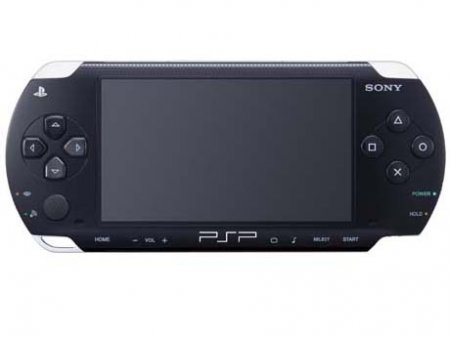 Ігрова приставка PlayStation Portable (PSP)