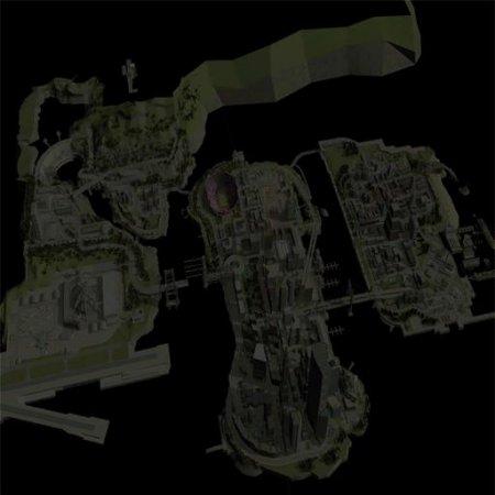 Тривимірна карта Liberty City до GTA III