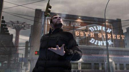Перші скріншоти з PC-версії GTA IV