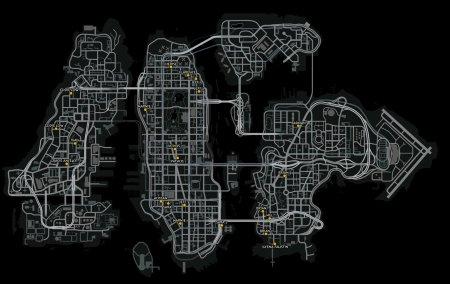 Карта випадкових пішоходів