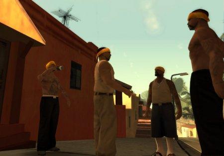 Банди GTA: San Andreas
